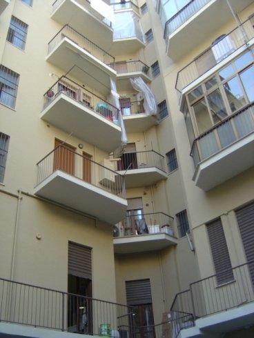 tinteggiature, facciate rinnovate, rifacimento balconi
