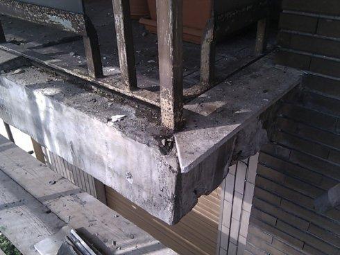 recupero balconi, rifacimento ringhiere, rifacimento pavimenti balconi