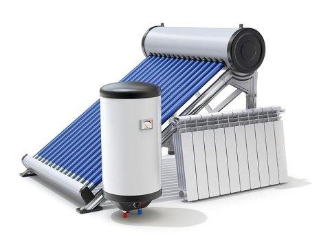 Produzione acqua calda con Pannelli Solari