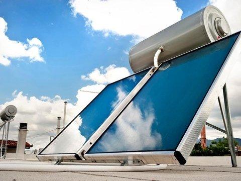 Impianto di Riscaldamento con Pannelli Solari