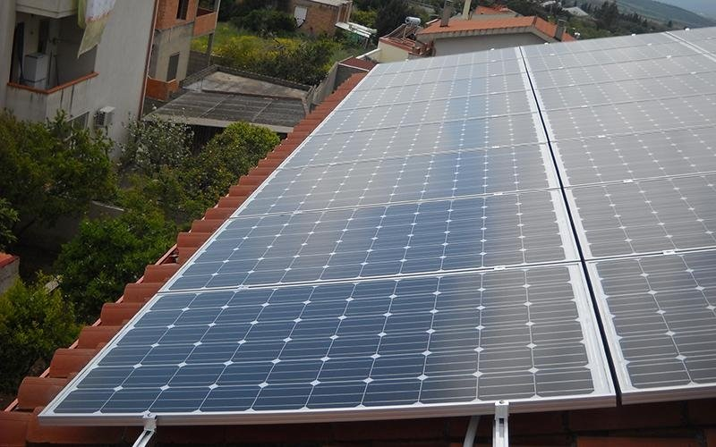 Impianti solari termico