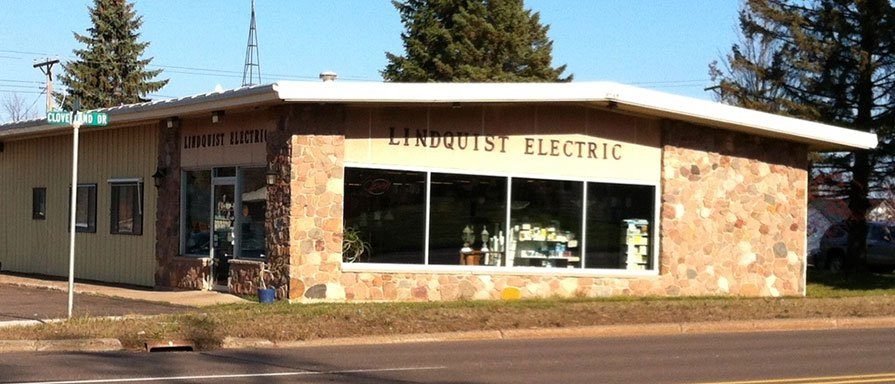Lindquist electric's front view