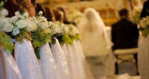 addobbi nuziali, addobbi per nozze, addobbi floreali