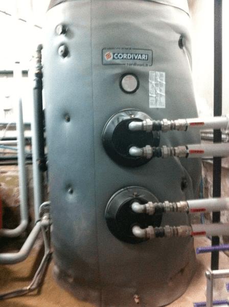 impianto idrico cordivari