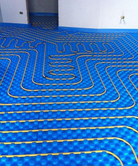 pavimento termico