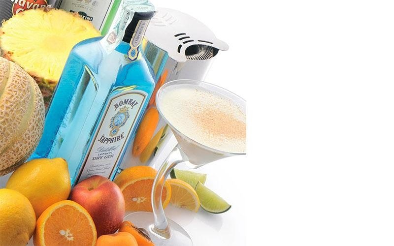 cocktail con bombay