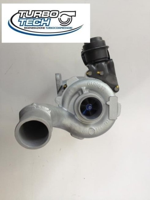 Turbocompressore Garrett 708639