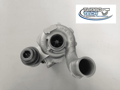 Turbocompressore Garrett 717345 a Geometria fissa