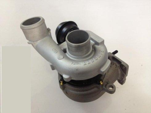 Turbocompressore Garrett 712766