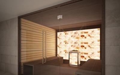 sauna del sale