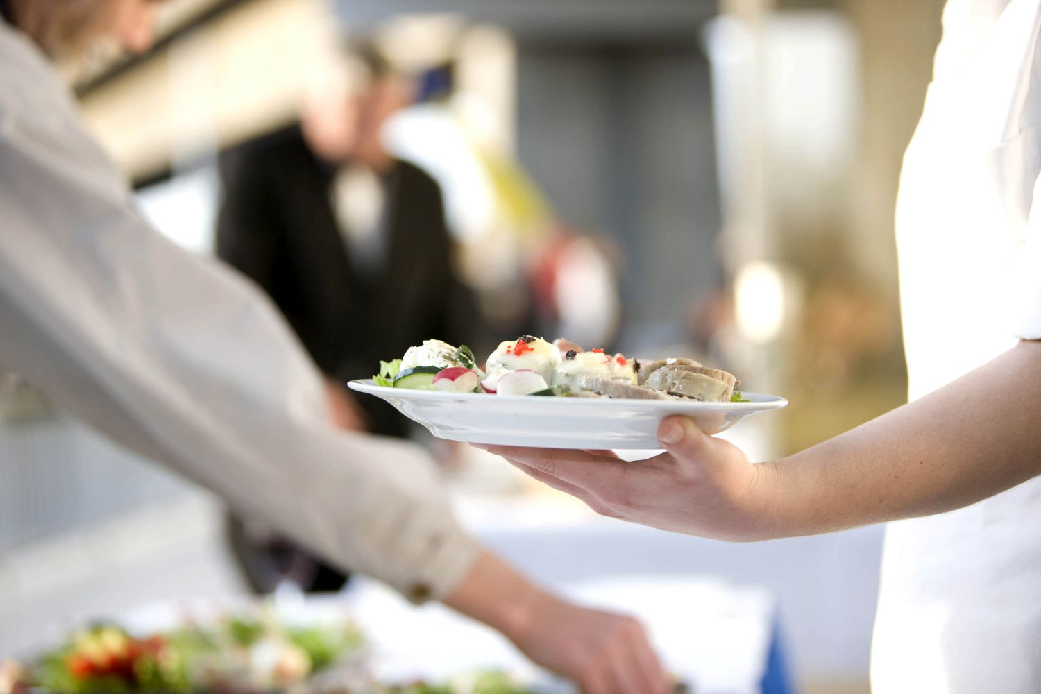 level of preference of catering service If there's any place where customers are likely to be paying attention to the type of service they receive, it's within the hospitality industry from restaurants to hotels and everything in.