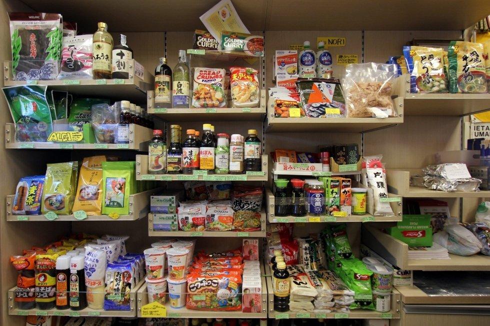 日本食料品