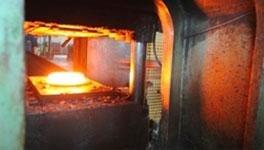hot forging