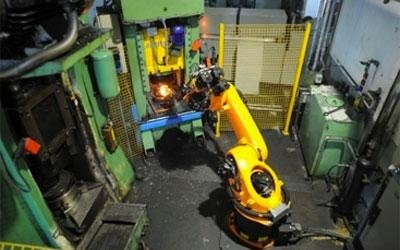 automated stamping presses