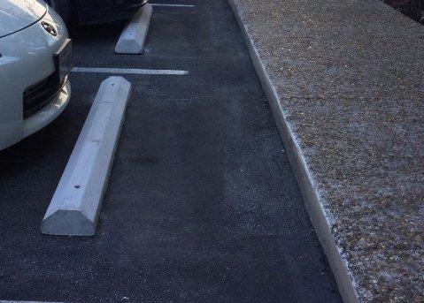Concrete Car Stops - Houston, Dallas, San Antonio & Austin, TX