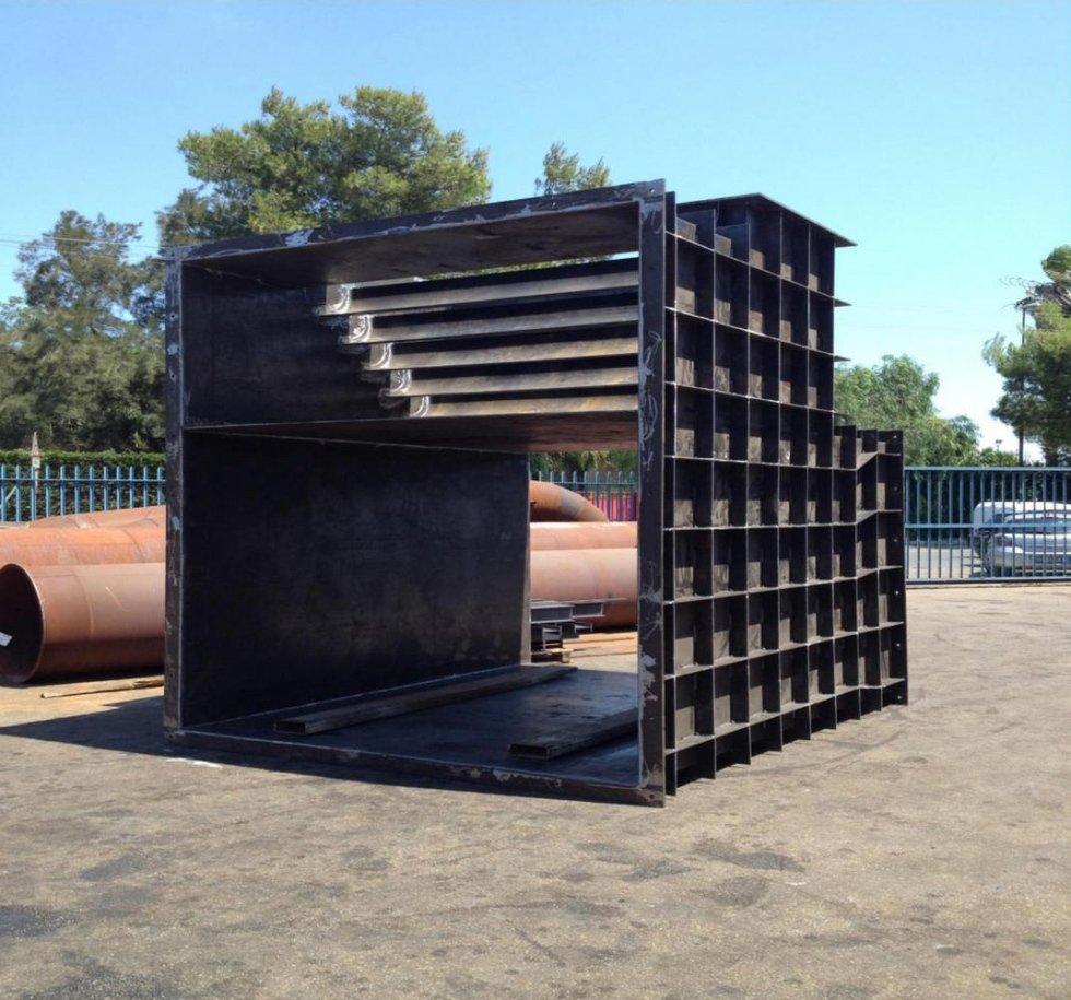 costruzioni carpenteria metallica