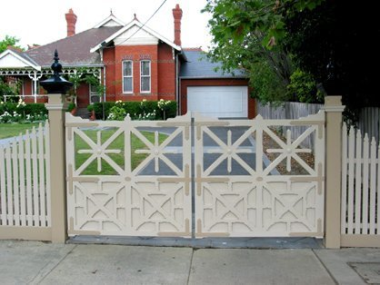 new double feature gate