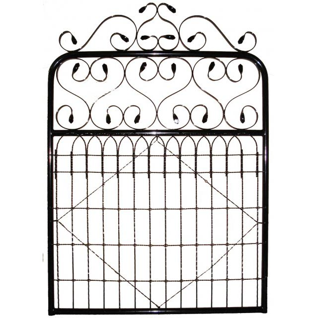 Emu Woven Wire Gates