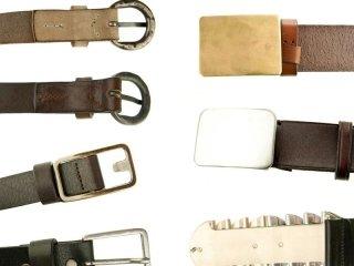 Riparazione di accessori in cuoio