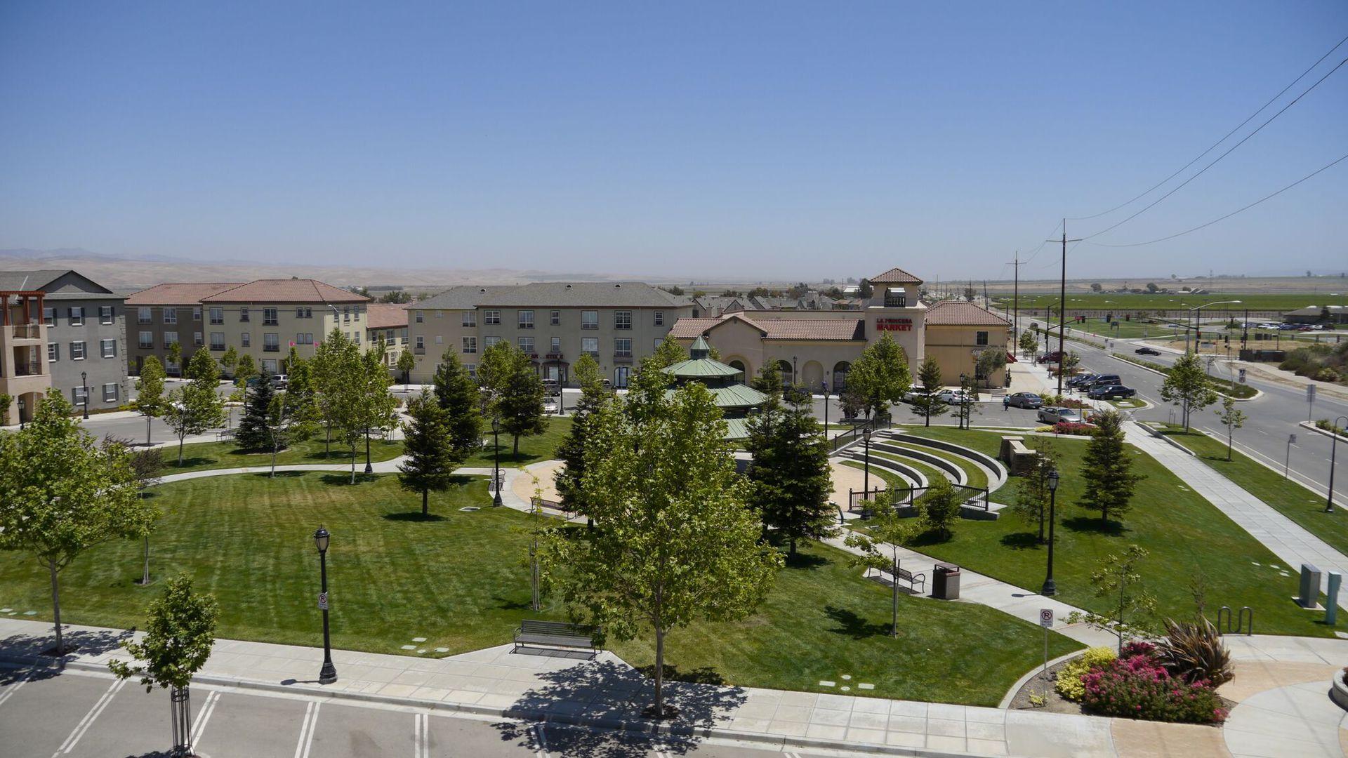California Village Apartments