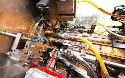 macchinari tornitura