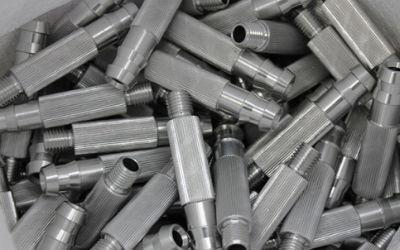 tornitura meccanica metallo