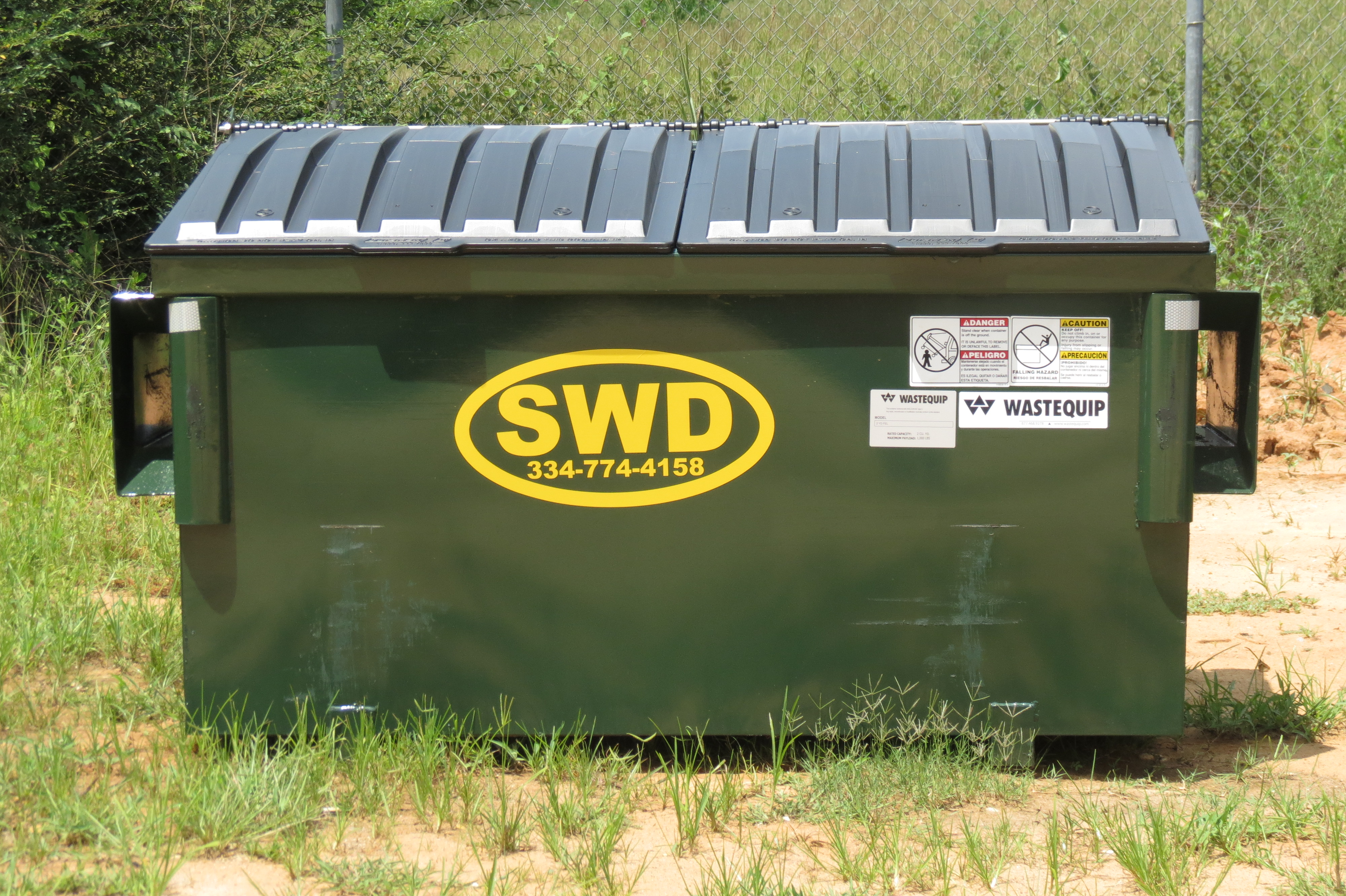 Southeast Waste Disposal Commercial Waste Management In