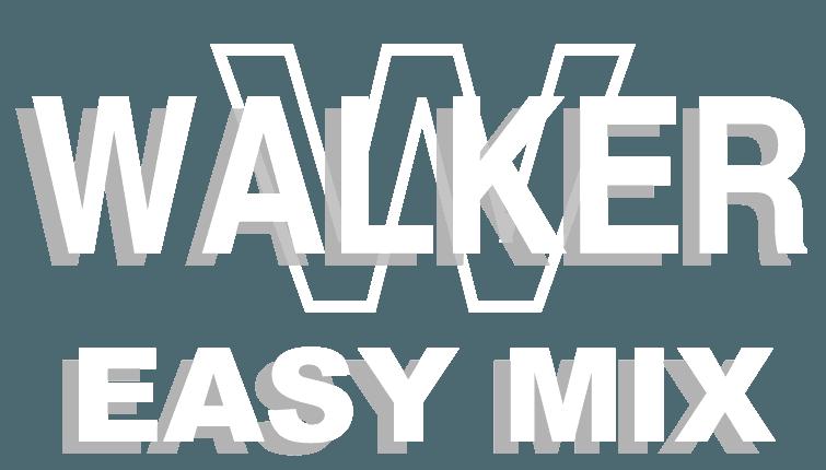 Walker Easy Mix Logo