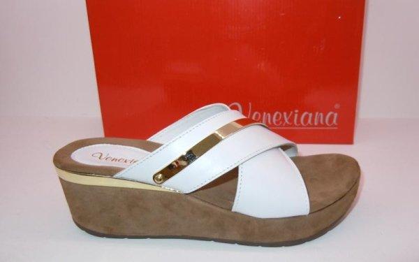 Sandali bianchi Valenxiana