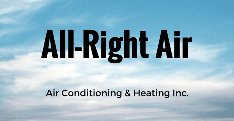 All-Right Air Conditioning logo