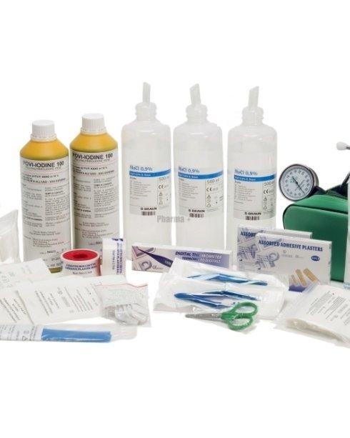 Forniture mediche di pronto soccorso