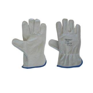 guanti pelle fiore