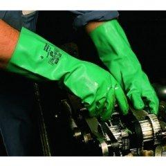Guanti solvex 37-675, guanti rischi chimici, guanti ansell, gaunt