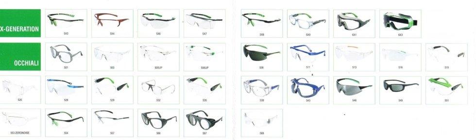 occhiali univet x-generation