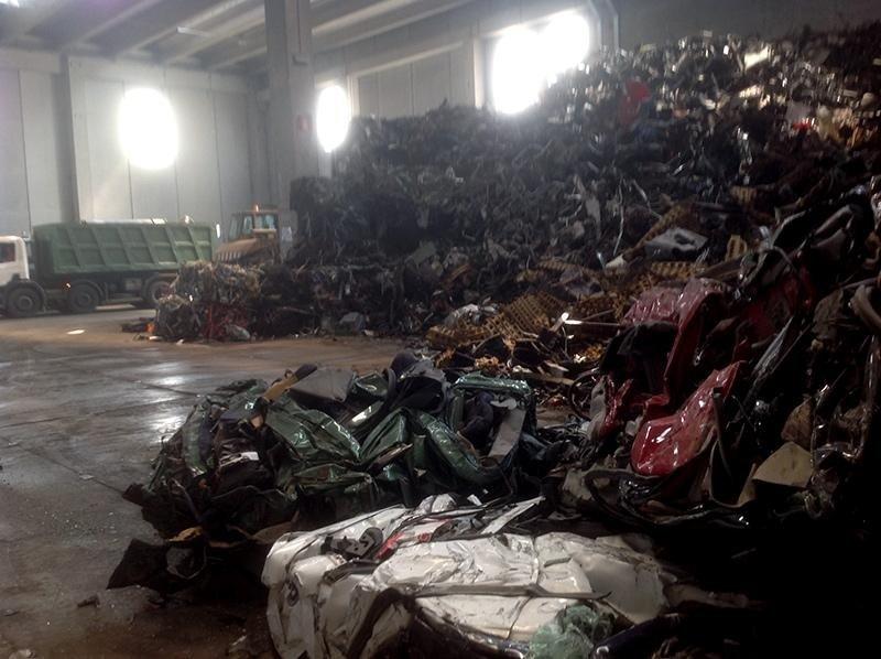 Ferrato Euromet Smaltimento metalli industriali