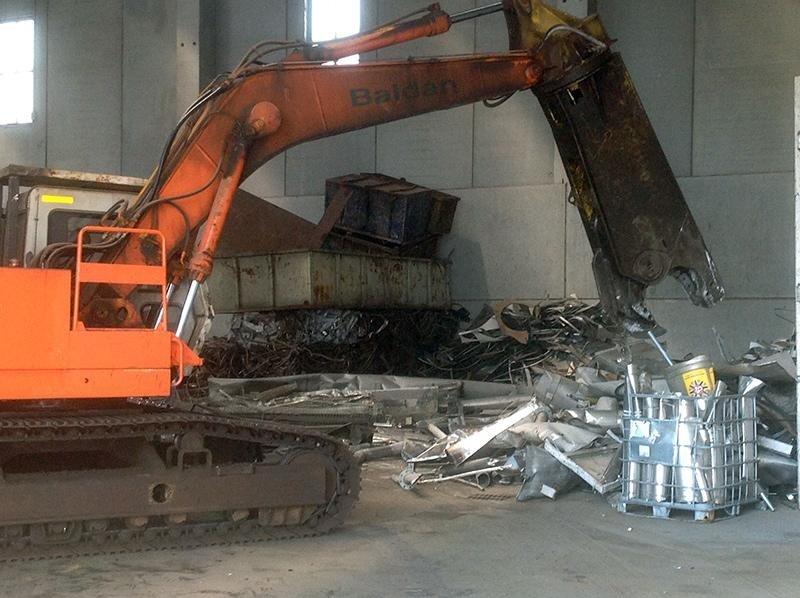 Ferrato Euromet Smaltimento ferrosi