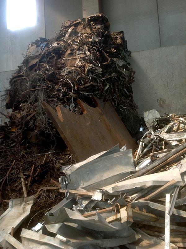 Ferrato Euromet Smaltimento recupero ferro