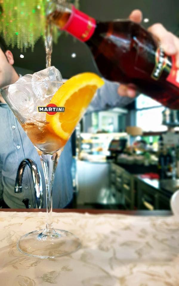 Cocktail al bar Tribeca Lounge Cafè a Ravenna