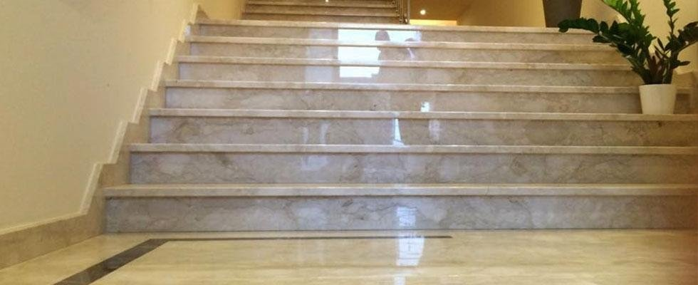 relizzazione scale in marmo