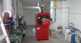 manutenzione centrali termiche, pompe per pozzi, pompe per caldaie
