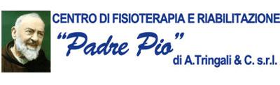 CENTRO FISIOTERAPIA E RIABILITAZIONE PADRE PIO - LOGO