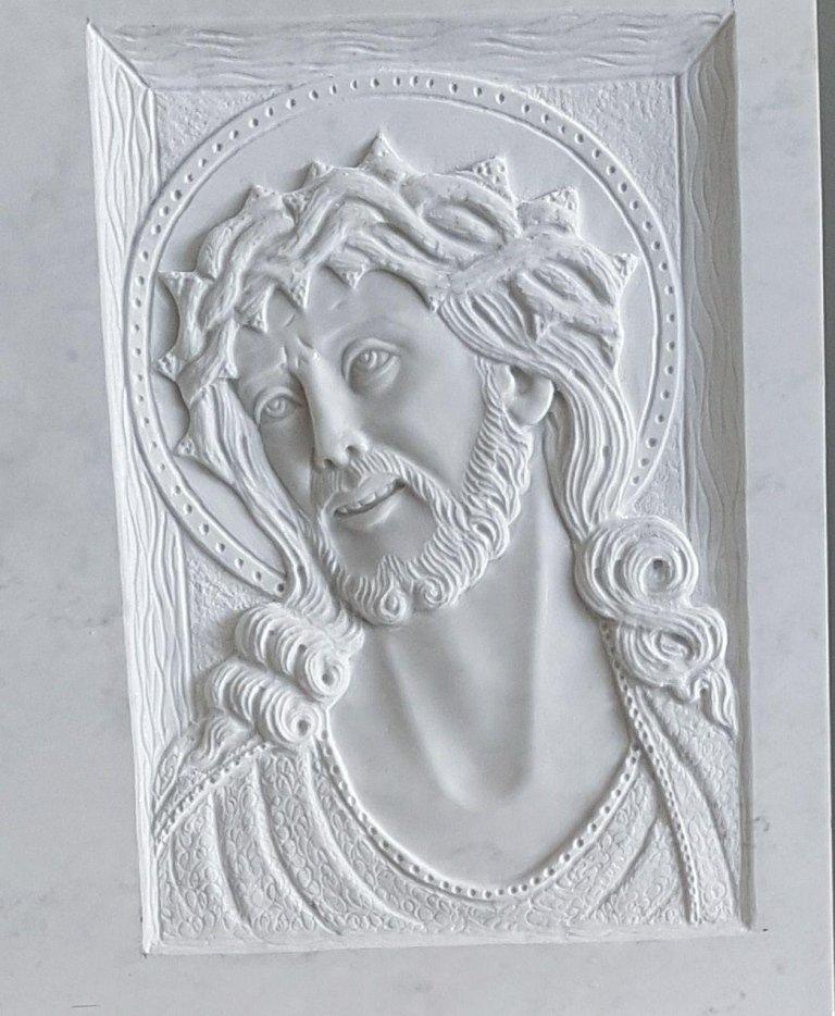 scultura su pietra