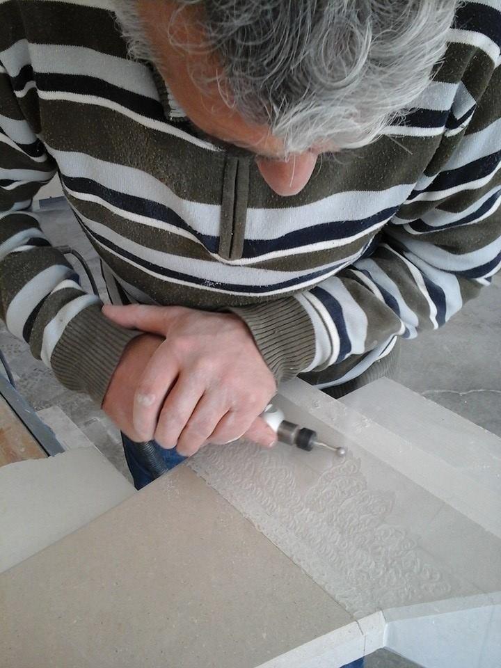 macchinari per incisione marmo