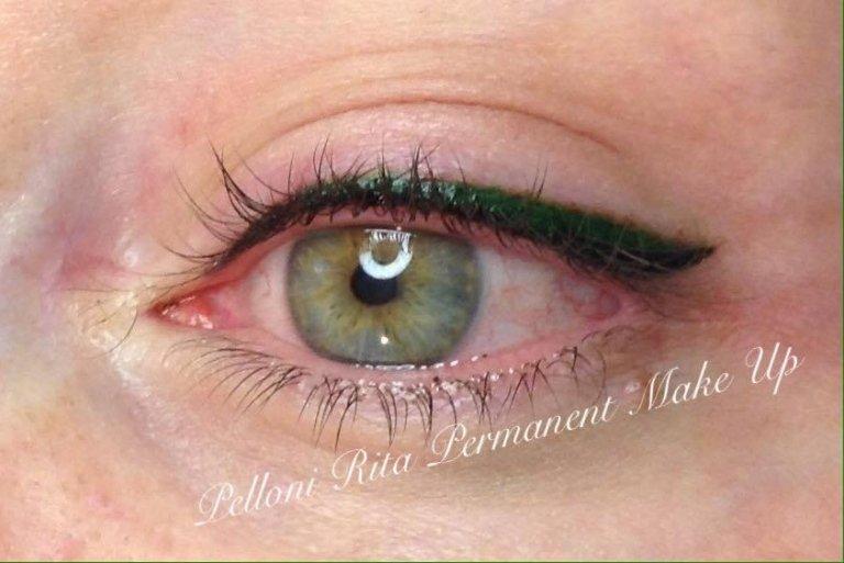 eye liner trucco semipermanente faenza