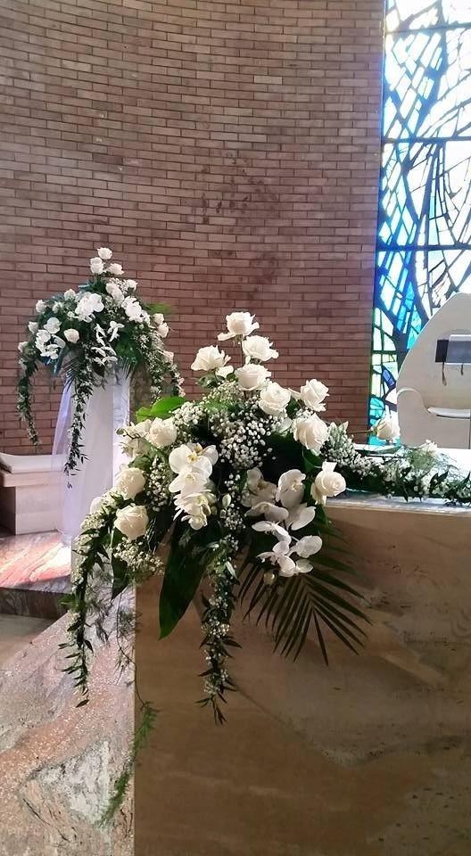 Allestimento Chiesa - Galiffa Fiori San Benedetto del Tronto