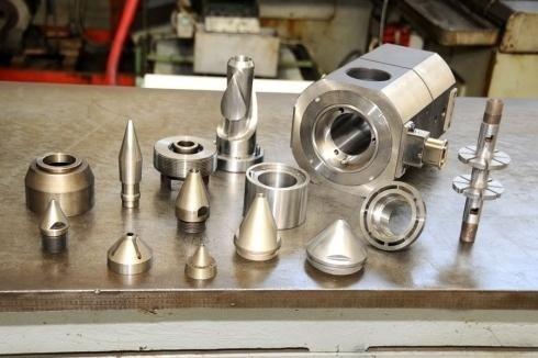 Minuteria e componenti metallici