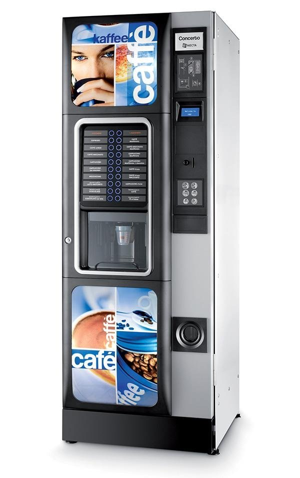 distributore di bevande calde
