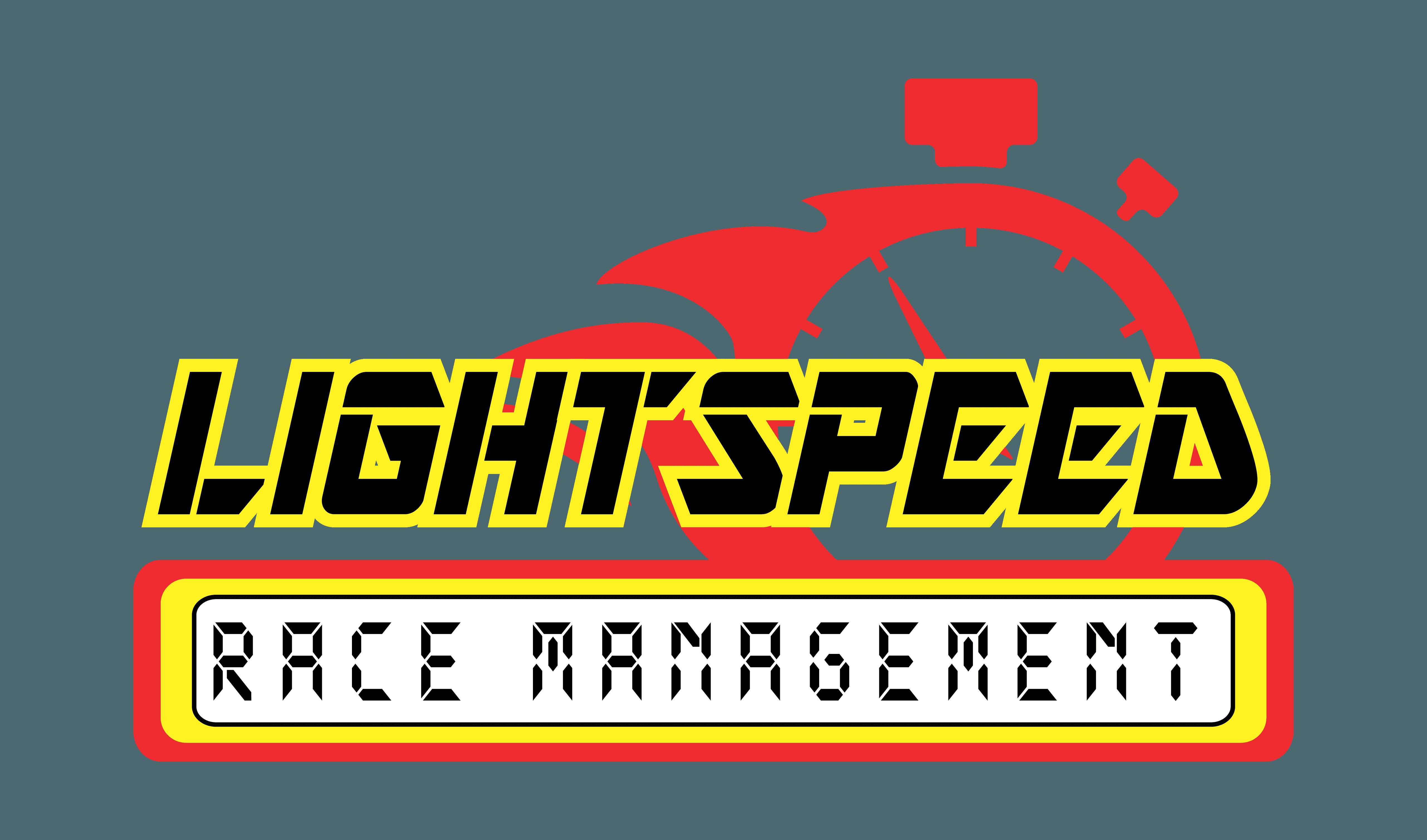LightSpeed Race Management Logo