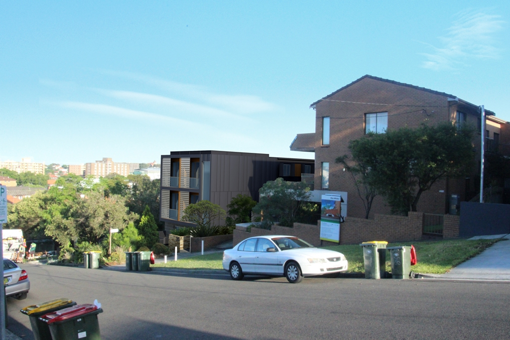 Middle st kingsford boarding house Project