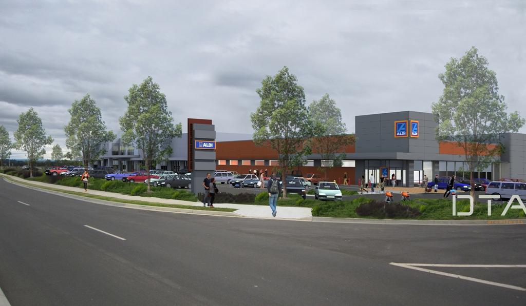 ALDI Store, Gregory Hills Corporate Park